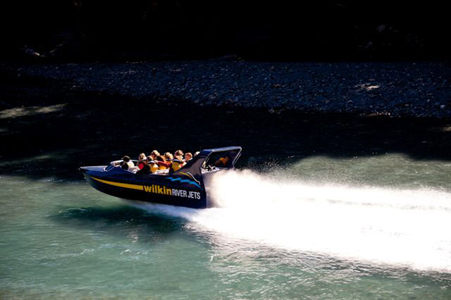 Jet boating NZ